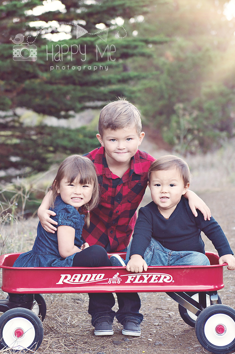 family photographer outdoor