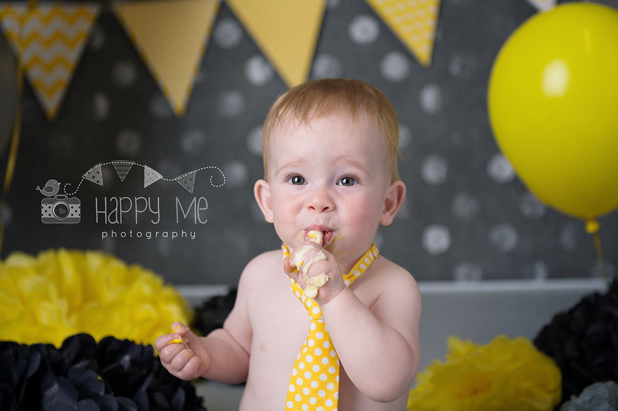 cake smash photography redwood city