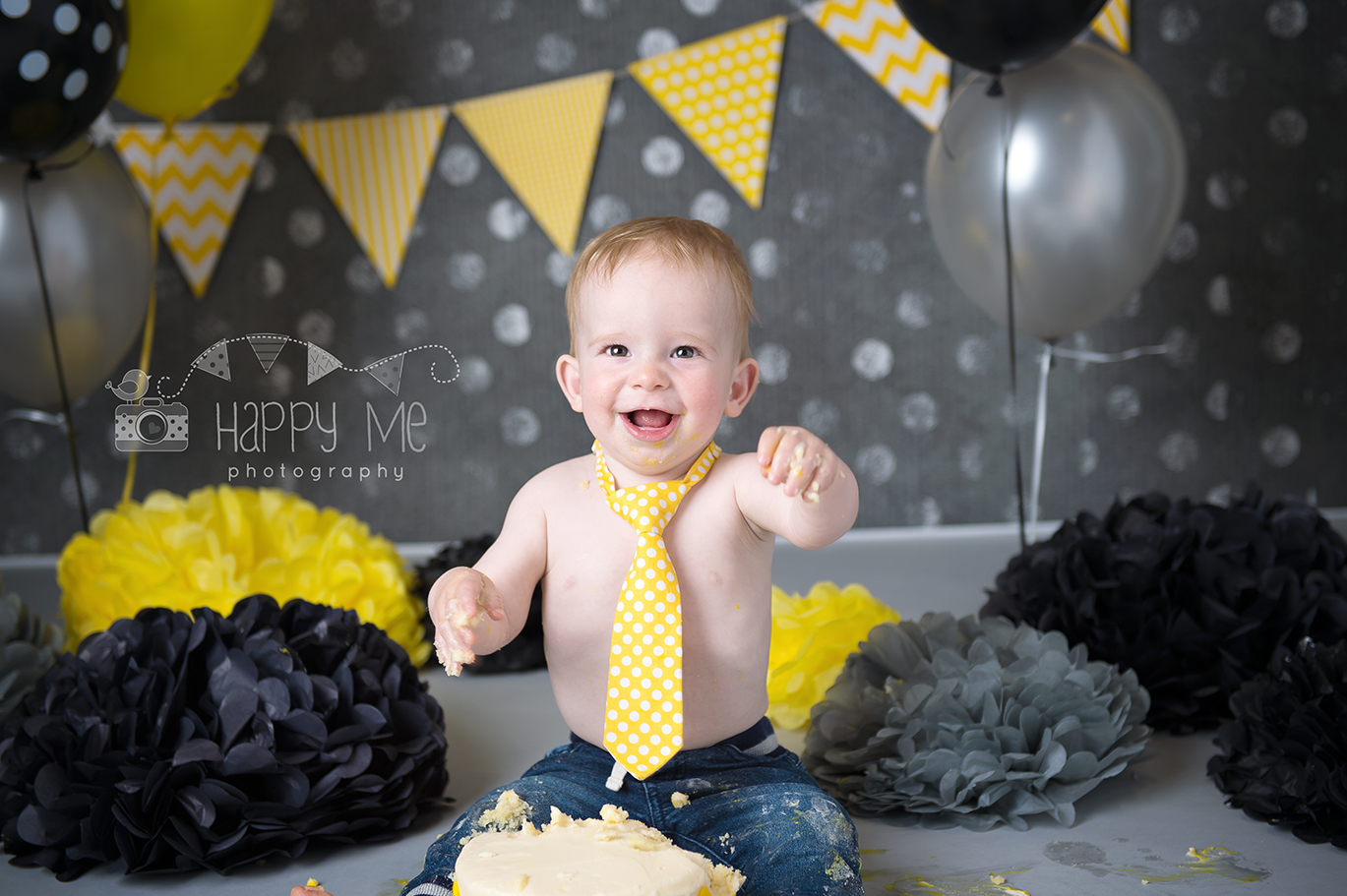 smash cake photographer san mateo