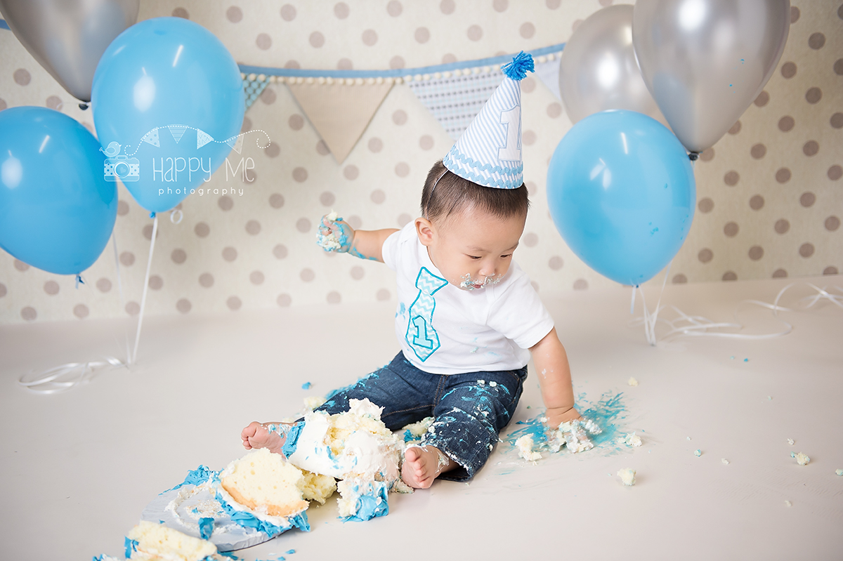 baby first birthday photography bay area