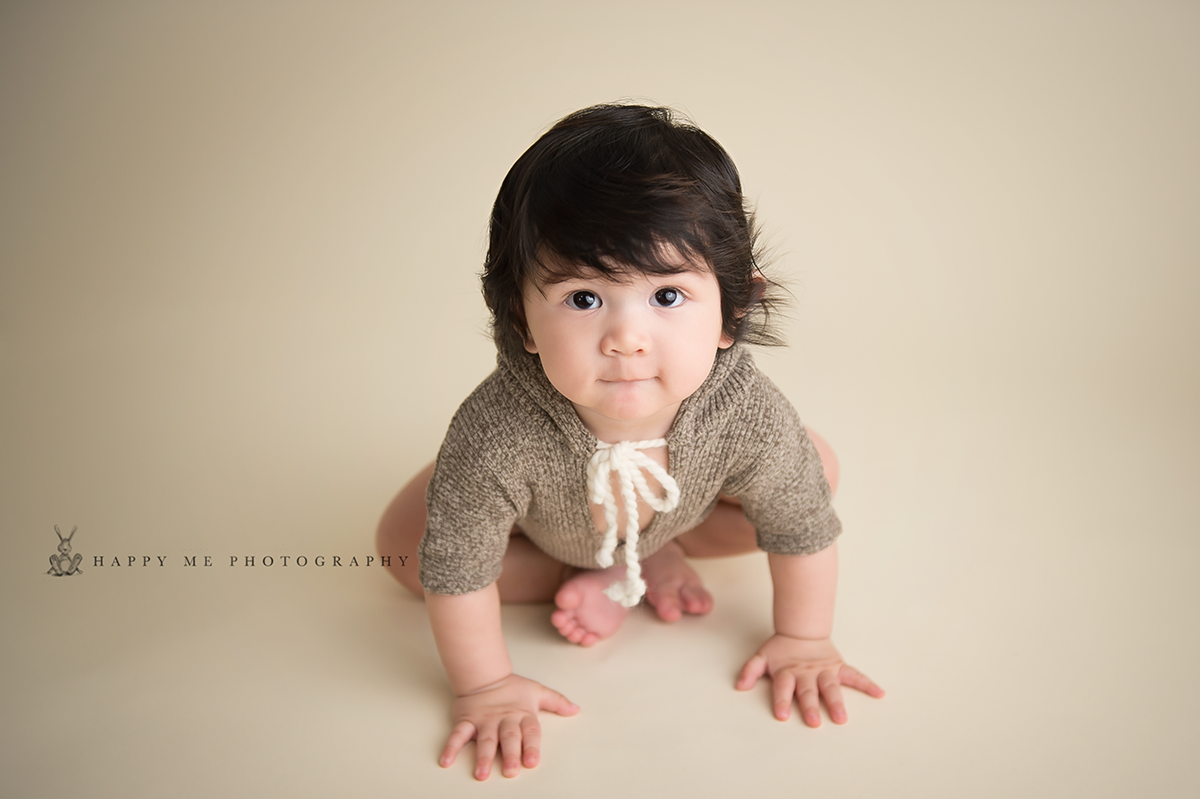 7 months old baby photography