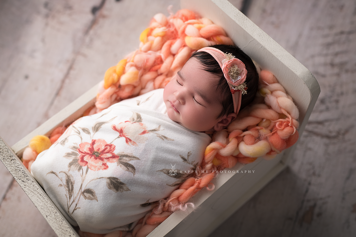 best newborn photography San Carlos