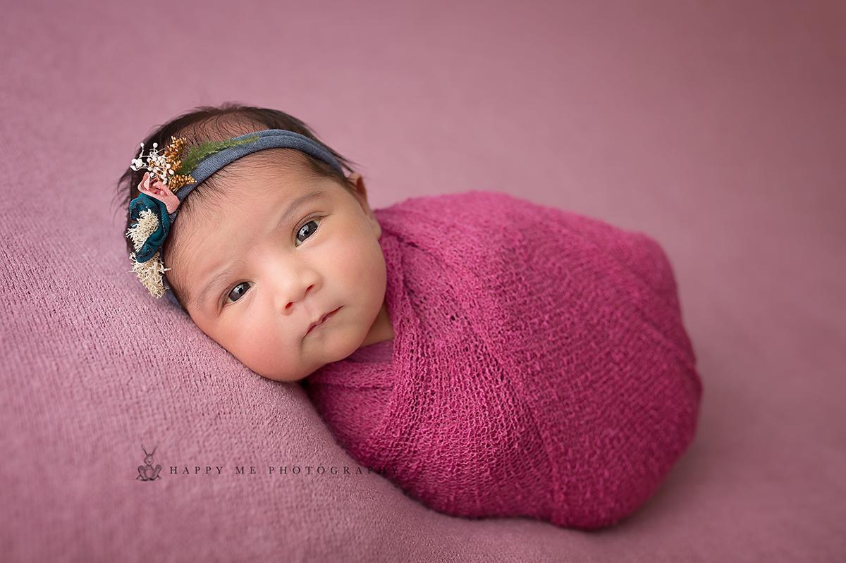 newborn baby girl bay area