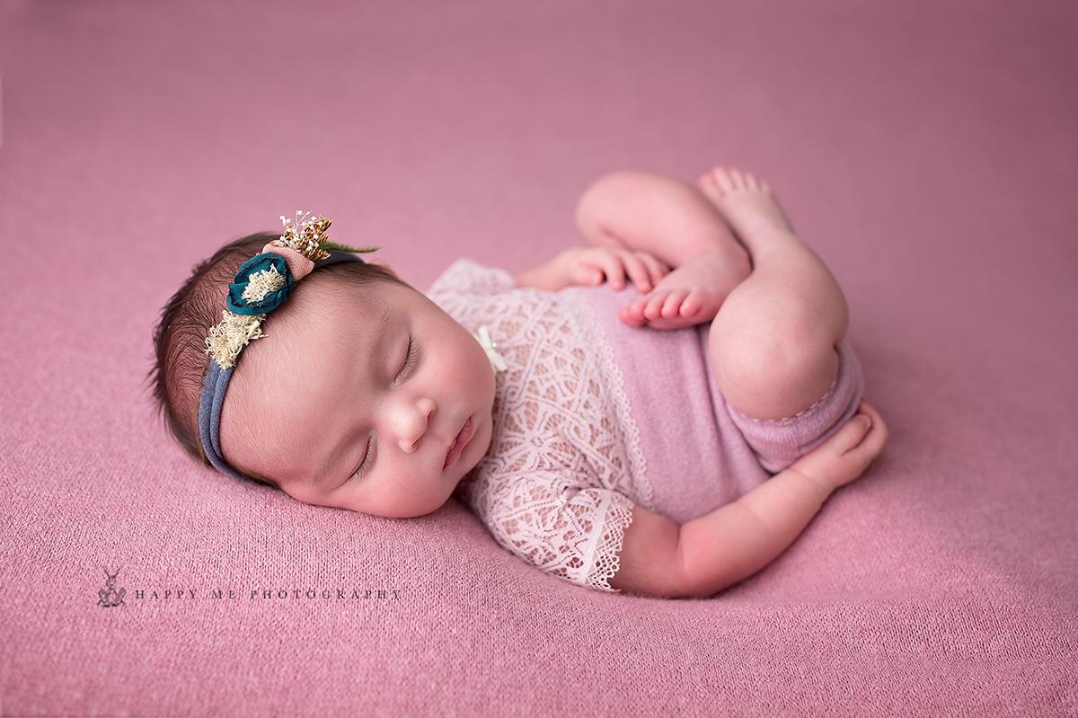 newborn baby photographer redwood city