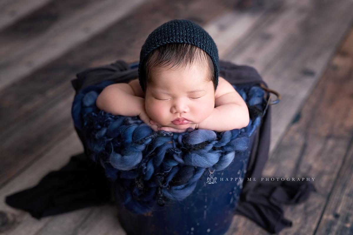 newborn photographer burlingame