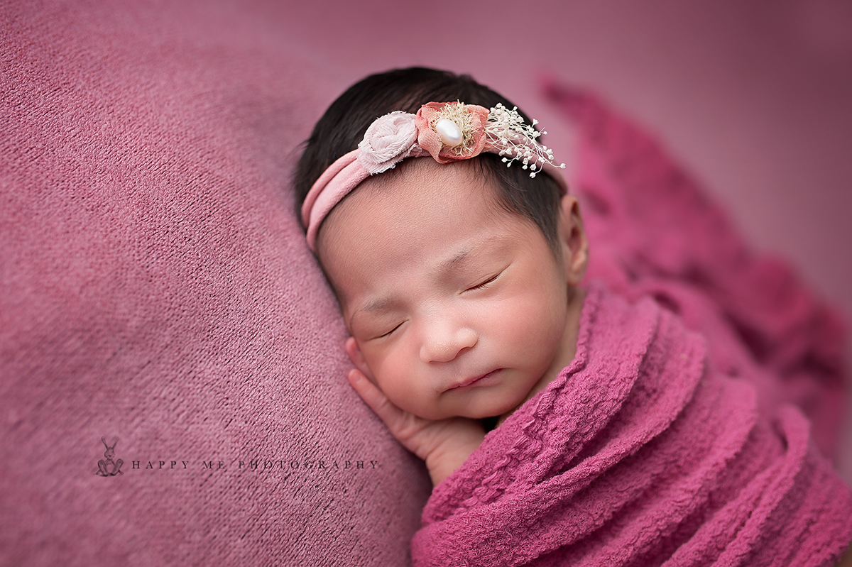 newborn photography bay area baby