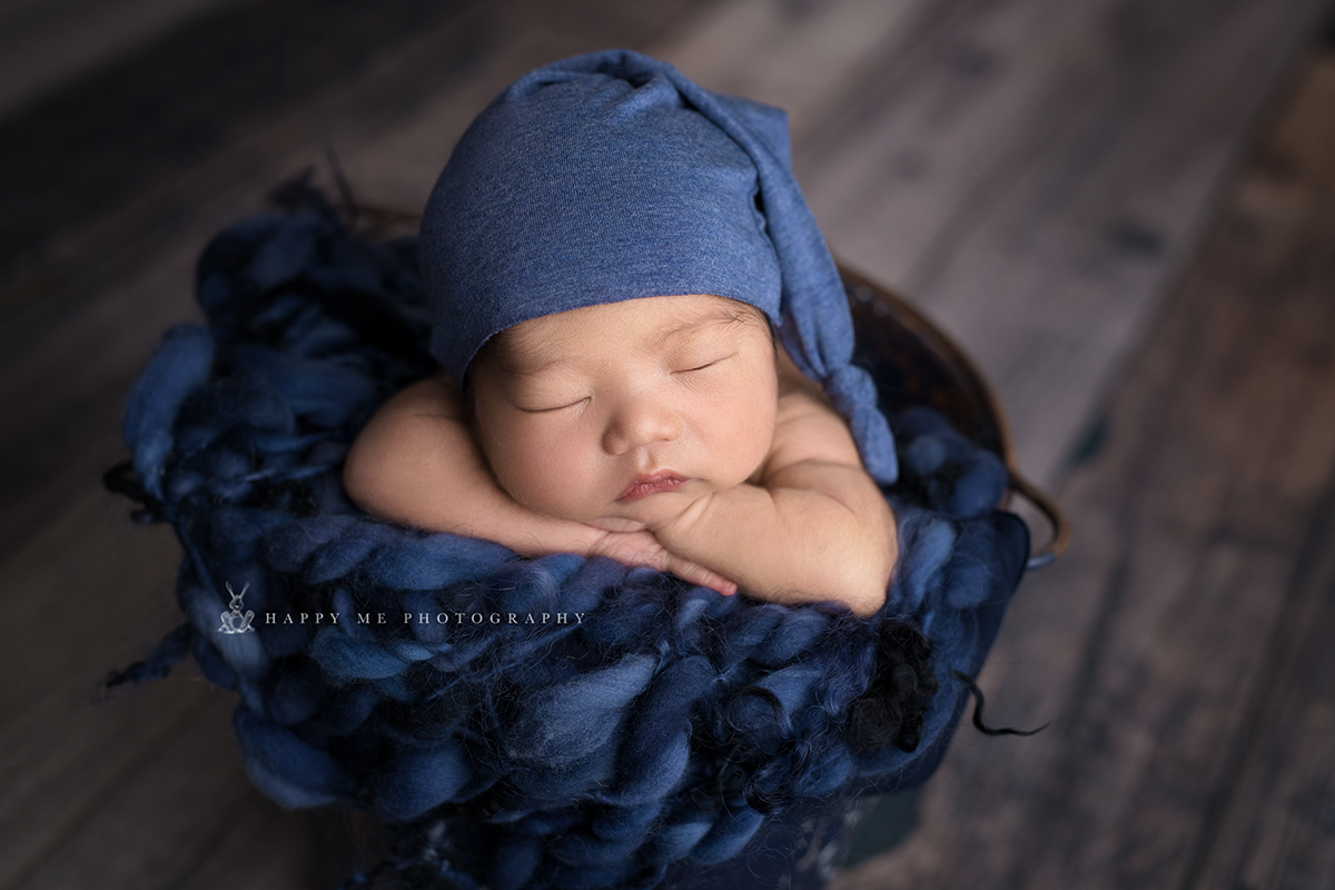 newborn photography peninsula