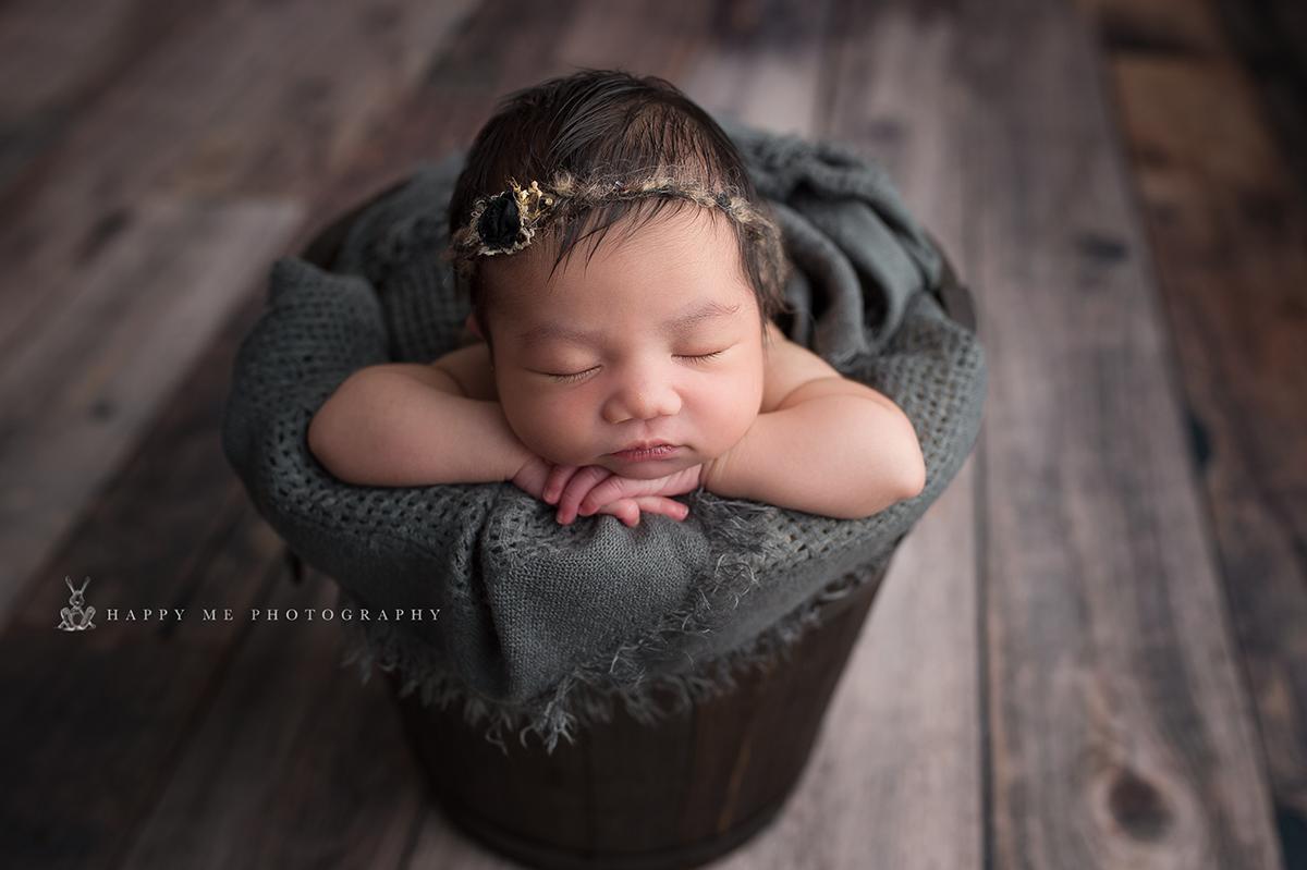 newborn photographer peninsula