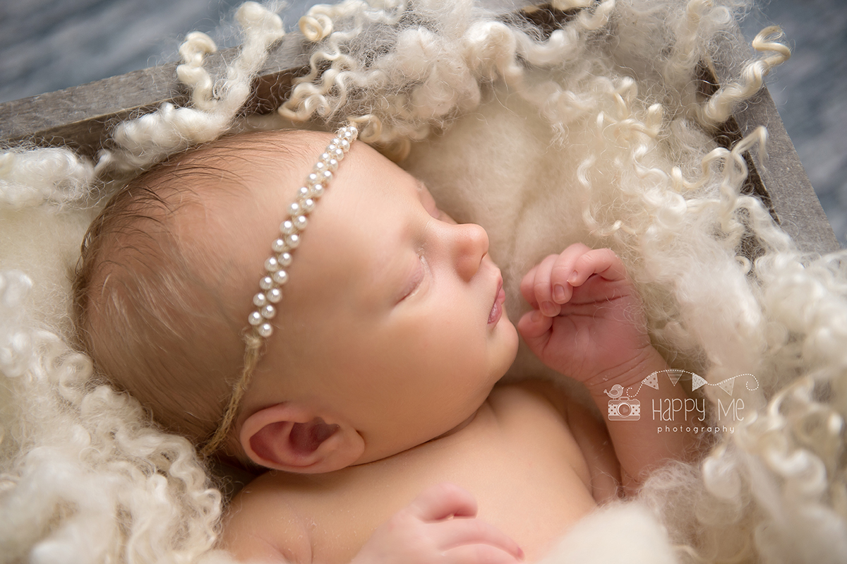 bay area newborn photographer girl