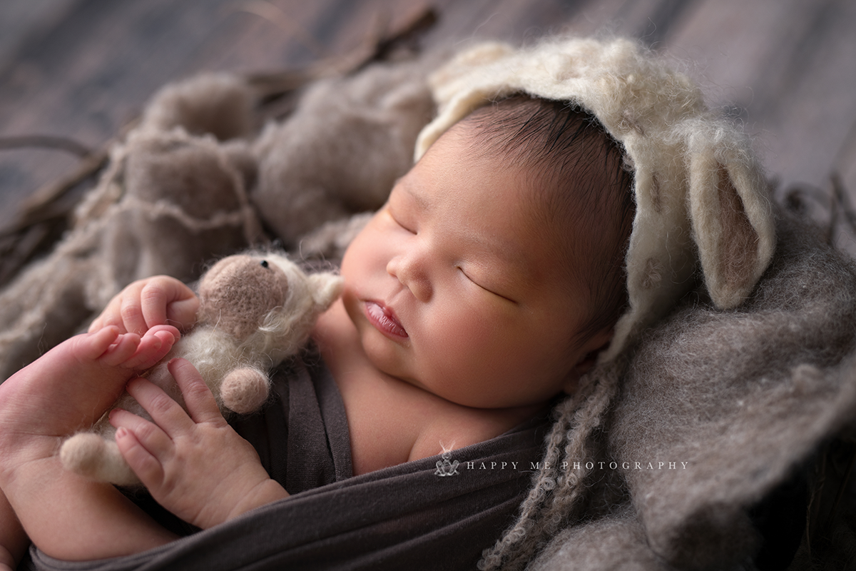 newborn session peninsula bay area