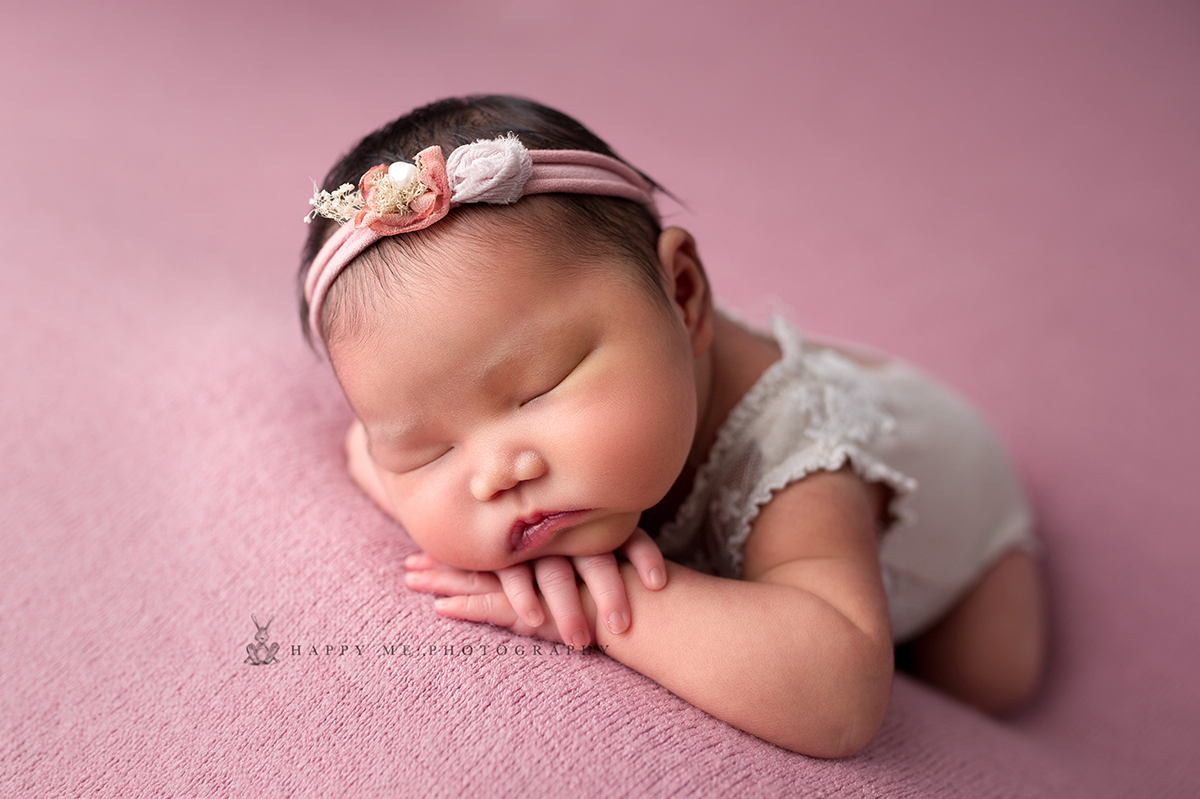 newborn session near san francisco